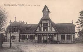 Gare de Saint Leu la Forêt